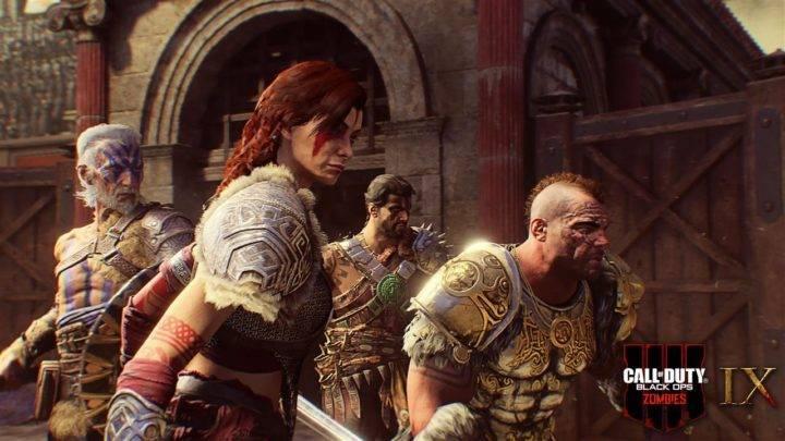 Trailer del 10º aniversario del modo Zombie en Call Of Duty