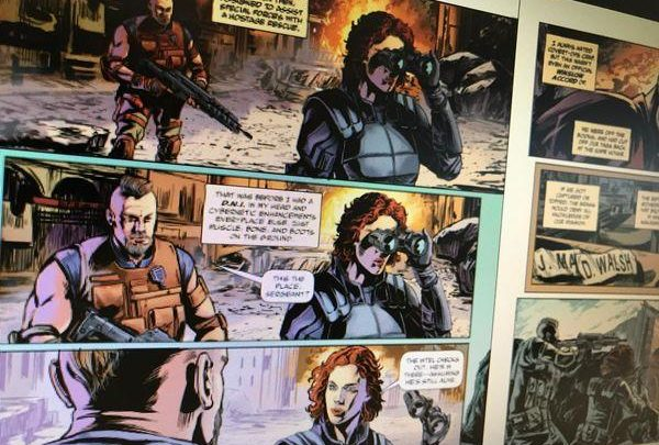 Call Of Duty lanza nuevos cómics de cada especialista