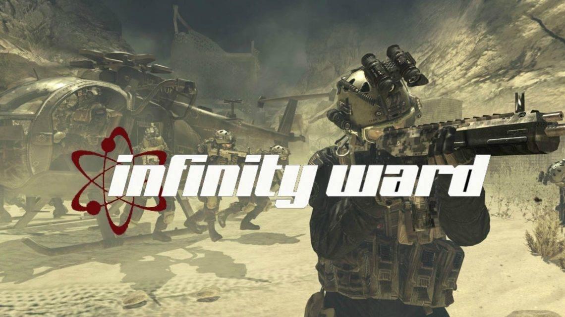 Infinity Ward será el encargado del próximo Call Of Duty