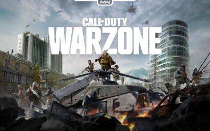 WARZONE, El battle royale del Call Of Duty!