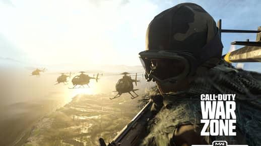 Descarga el juego WARZONE del Call Of Duty