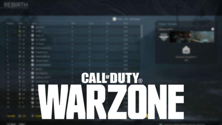 Muchos jugadores de CoD: Warzone informan estadísticas y victorias sin seguimiento