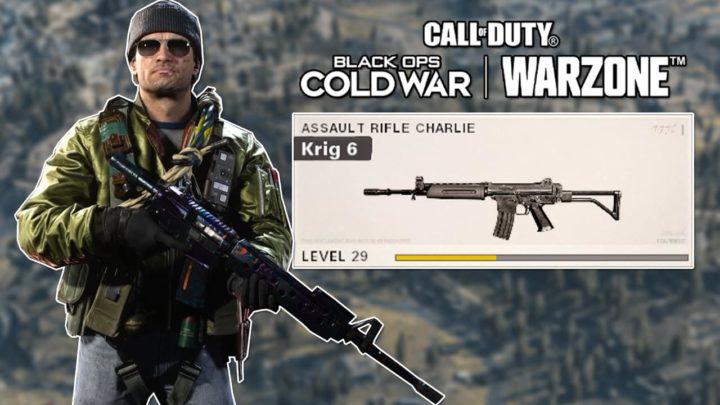El mejor equipo de Krig 6 para CoD: Warzone Season 3
