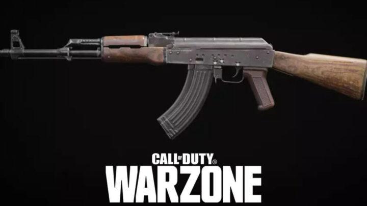 Mejor equipo AK-47 de Cold War para CoD: Warzone Season 3