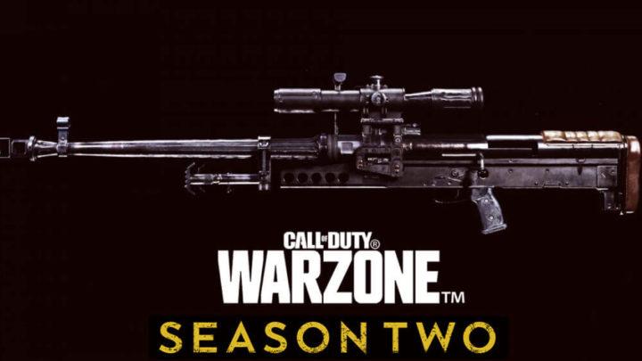 El mejor equipo ZRG de 20 mm para CoD: Warzone Season 2