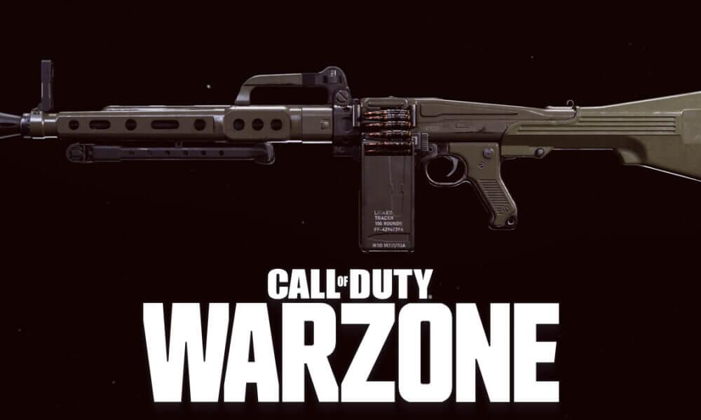 Los desarrolladores de Warzone anuncian que MG 82 nerf está oficialmente en camino