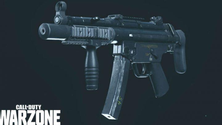 Modern Warfare MP5 es ahora la ametralladora asesina más rápida que Warzone