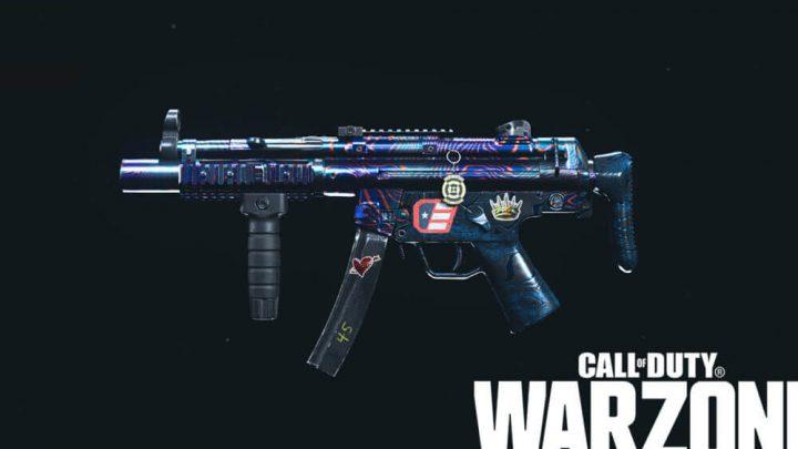 La mejor carga de MP5 MW para CoD: Warzone Season 5